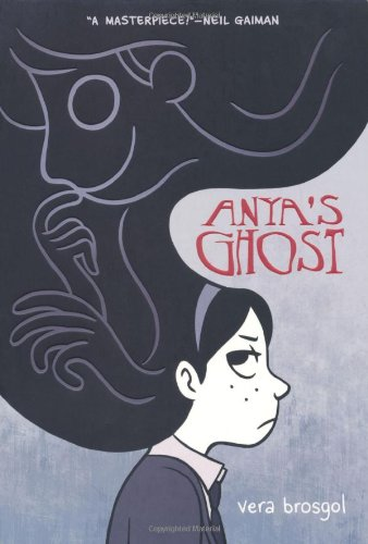 Anya's Ghost   2011 edition cover