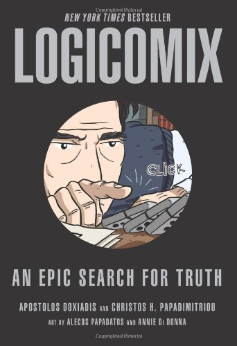 Logicomix An Epic Search for Truth  2009 edition cover