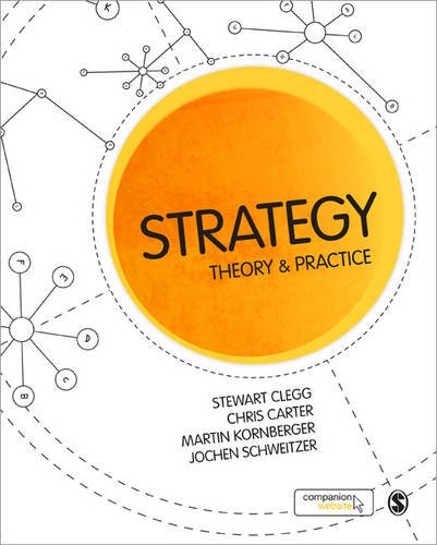 Strategy Theory and Practice  2011 edition cover