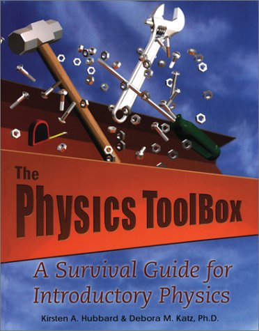 Physics Toolbox A Survival Guide for Introductory Physics  2002 9780030346521 Front Cover