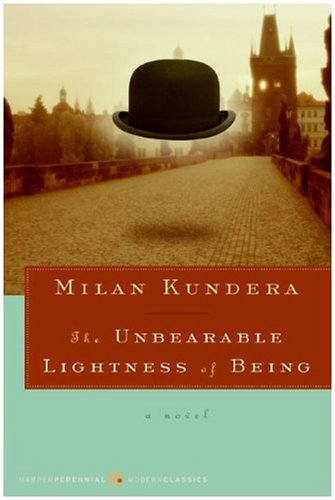 Unbearable Lightness of Being   2009 edition cover