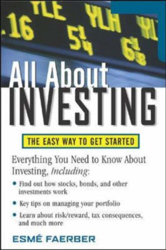All about Investing The Easy Way to Get Started  2006 edition cover