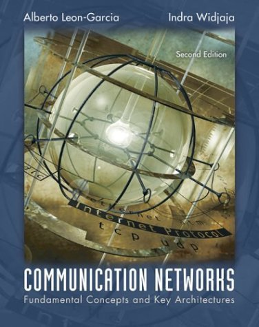 Communication Networks  2nd 2004 (Revised) 9780072463521 Front Cover