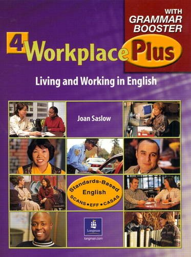 Workplace Plus 4 Living and Working in English  2003 9780130943521 Front Cover