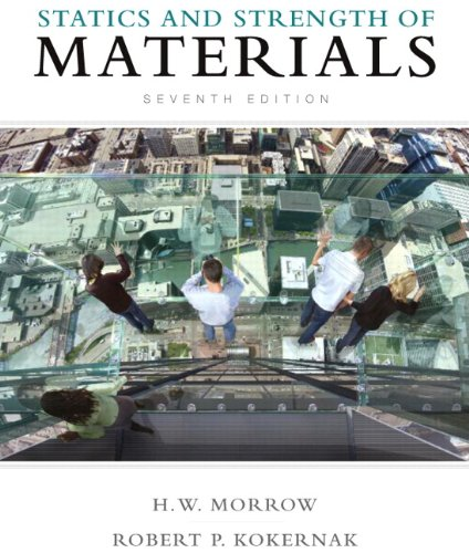 Statics and Strength of Materials  7th 2011 edition cover