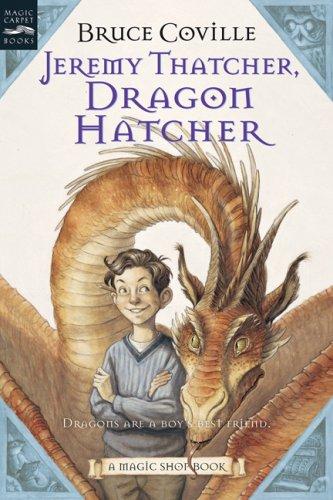Jeremy Thatcher, Dragon Hatcher A Magic Shop Book 20th edition cover