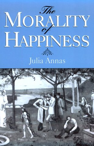 Morality of Happiness  N/A edition cover
