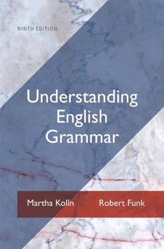 Understanding English Grammar  9th 2012 (Revised) edition cover