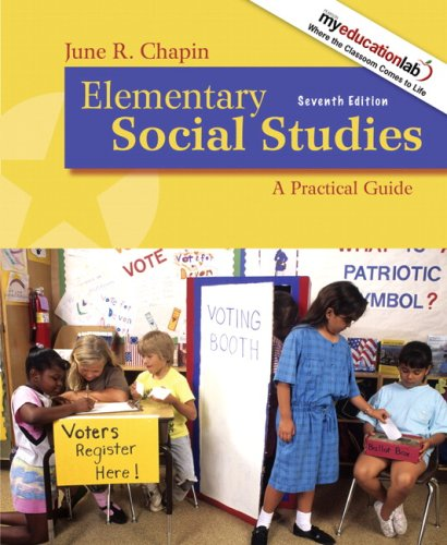 Elementary Social Studies A Practical Guide 7th 2009 edition cover