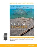 Natural Hazards Earth's Processes As Hazards, Disasters, and Catastrophes, Books a la Carte Edition 4th 2015 edition cover