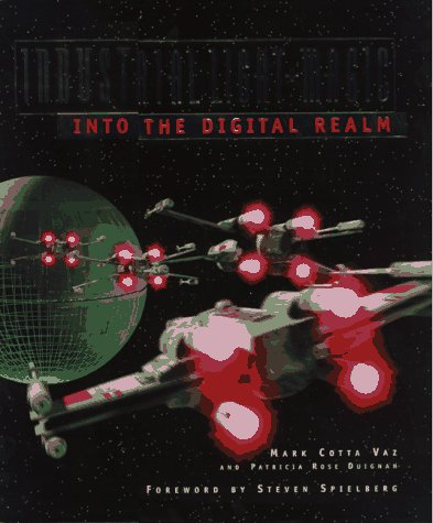 Industrial Light and Magic Into the Digital Realm  1996 edition cover