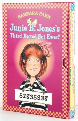 Junie B. Jones's Third Boxed Set Ever!   1997 9780375825521 Front Cover