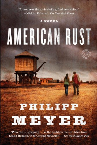 American Rust  N/A edition cover
