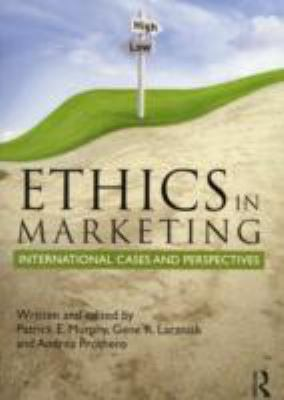 Ethics in Marketing International Cases and Perspectives  2012 edition cover