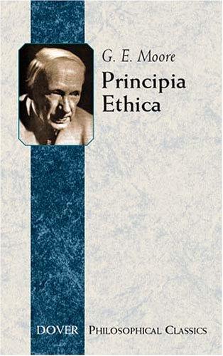 Principia Ethica   2004 edition cover