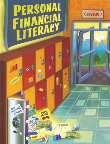 Personal Financial Literacy   2008 9780538444521 Front Cover