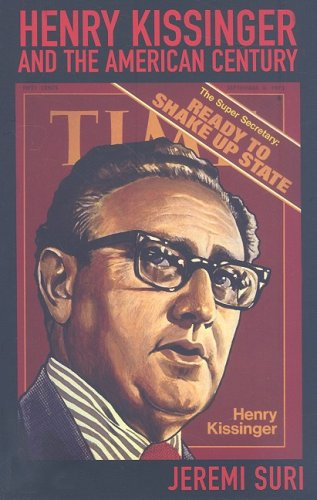 Henry Kissinger and the American Century   2007 edition cover
