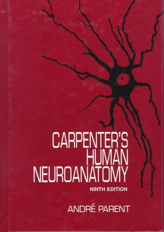 Human Neuroanatomy 9th 9780683067521 Front Cover