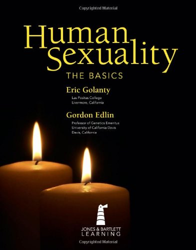 Human Sexuality The Basics  2012 (Revised) edition cover