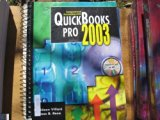 Computerized Accounting with QuickBooks Pro 2003 1st 9780763819521 Front Cover
