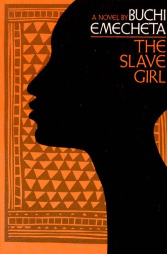 Slave Girl   1980 edition cover