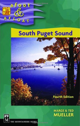 South Puget Sound  4th 2006 edition cover