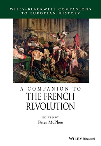 Companion to the French Revolution   2013 9781118977521 Front Cover