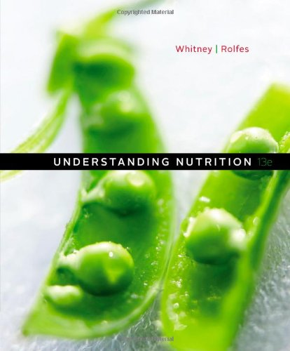 Understanding Nutrition  13th 2013 9781133587521 Front Cover