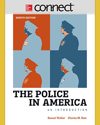POLICE IN AMERICA-CONNECT ACCESS(6 MON) N/A 9781259429521 Front Cover