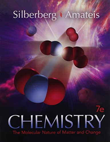 Chemistry + Connect 2-semester Access Card:   2015 9781259669521 Front Cover