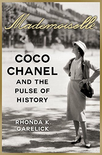 Mademoiselle Coco Chanel and the Pulse of History  2014 9781400069521 Front Cover