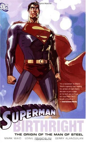 Birthright - The Origin of the Man of Steel   2004 (Revised) edition cover