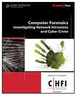 Computer Forensics Investigating Network Intrusions and Cyber Crime  2010 edition cover