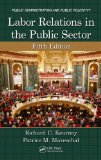 Labor Relations in the Public Sector, Fifth Edition  5th 2014 (Revised) edition cover