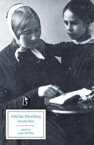 Adeline Mowbray: Or, the Mother and Daughter  2009 9781551114521 Front Cover