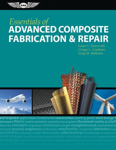 Essentials of Advanced Composite Fabrication and Repair   2009 edition cover