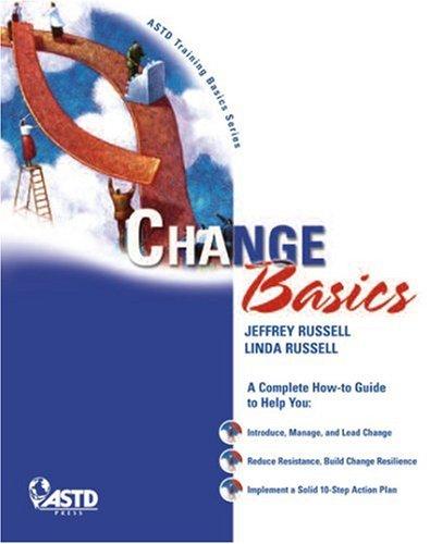 Change Basics   2006 edition cover