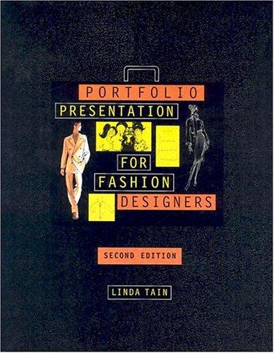 Portfolio Presentation for Fashion Designers  2nd 2004 (Revised) edition cover