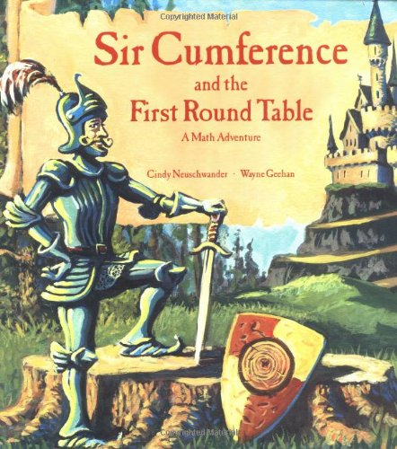 Sir Cumference and the First Round Table A Math Adventure  1997 edition cover