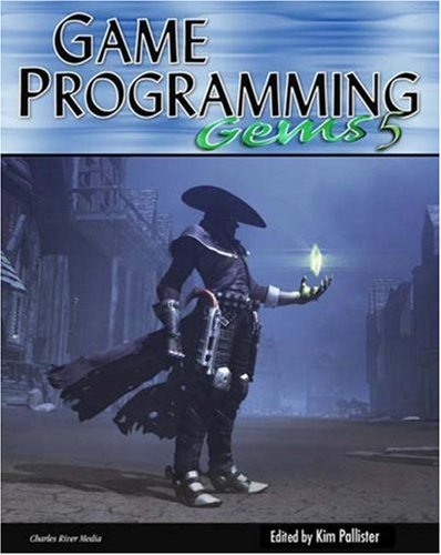 Game Programming Gems   2005 edition cover