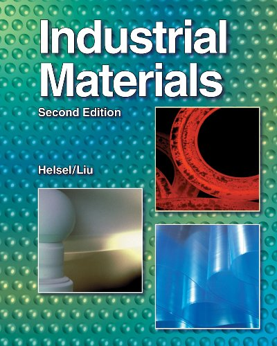 Industrial Materials  2nd 2008 edition cover