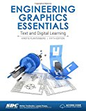 Engineering Graphics Essentials Fifth Edition  N/A 9781630570521 Front Cover