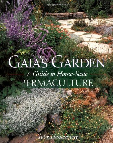 Gaia's Garden A Guide to Home-Scale Permaculture  2001 edition cover
