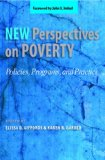 New Perspectives on Poverty Policies, Programs, and Practice  2014 edition cover