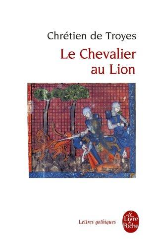 LE CHEVALIER AU LION 1st edition cover
