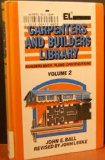 Audel Carpenters and Builders Library Builders Math, Plans, Specifications 6th 1991 (Revised) edition cover