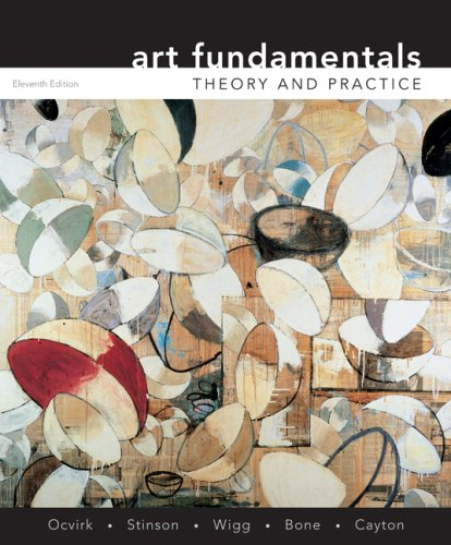 Art Fundamentals Theory and Practice 11th 2009 edition cover