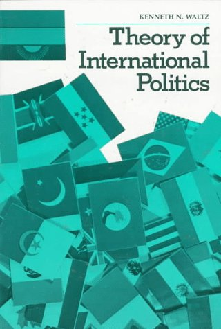 Theory of International Politics   1988 9780075548522 Front Cover