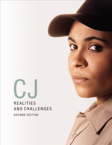 CJ: Realities and Challenges  2nd 2013 edition cover
