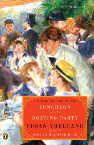 Luncheon of the Boating Party  N/A edition cover